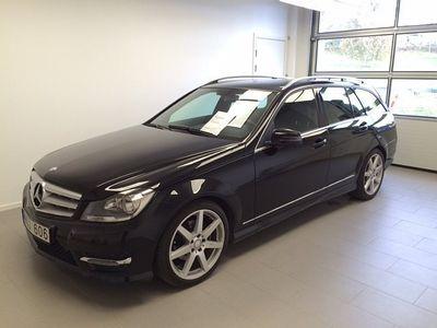 begagnad Mercedes C220 CDI 4MATIC