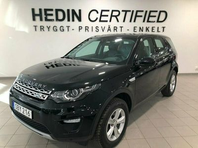 begagnad Land Rover Discovery Sport SD4 HS 2015, SUV Pris 179 900 kr