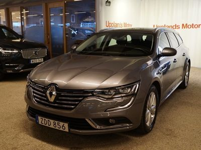 begagnad Renault Talisman GrandTour Energy dCi 110 Intens II 2018, Kombi 189 000 kr