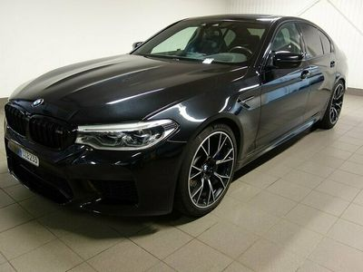 begagnad BMW M5 Competition 625 Hk M-Drivers Night-Vision Taklucka