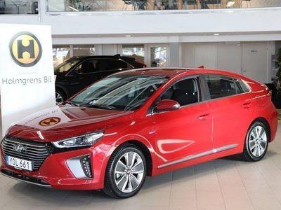 begagnad Hyundai Ioniq Hybrid PremiumEco -18
