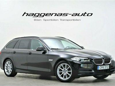 begagnad BMW 520 d Touring XDrive / Leasebar / EU6