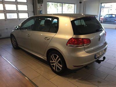 begagnad VW Golf 1.6 TDI BlueMotion