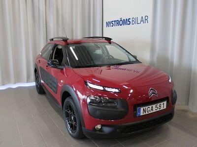 used Citroën C4 Cactus 1.2 PureTech Motorvärmare82hk Euro 6