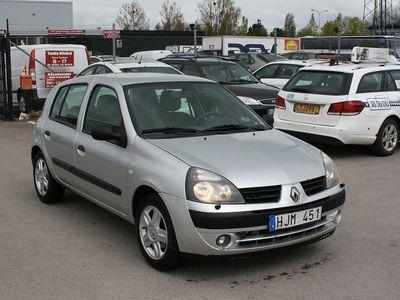 gebraucht Renault Clio R.S. 5-dörra Halvkombi 1.2 75hk