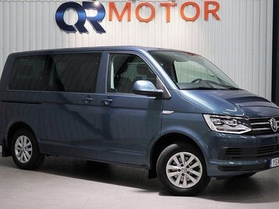 begagnad VW Multivan 2.0 TSI LED DRAG APPLE-CA
