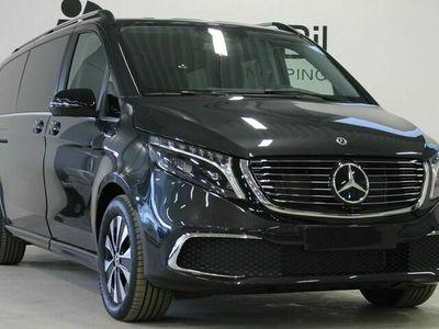 begagnad Mercedes 300 - Benz EQVStandard ex.lång Navigation 6 sittplatser 360 kamera Dödvinkel assistent