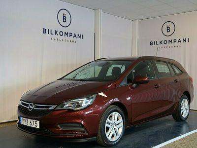 begagnad Opel Astra Enjoy Sports Tourer 110 hk skattefri