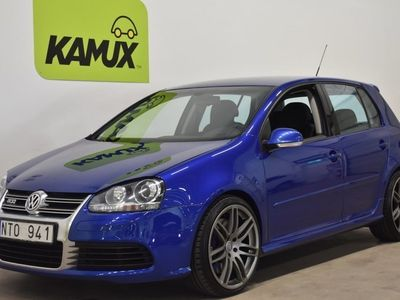 begagnad VW Golf R32 3.2 VR6 4Motion 250hk