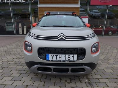 begagnad Citroën C3 Aircross 1.2 110hk EAT Automat-1500mil.-Shine-Panorama-Dragkr