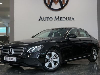 begagnad Mercedes E220 9G-Tronic Euro 6 194hk