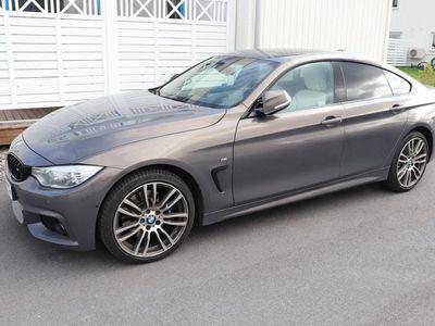 begagnad BMW 435 Gran Coupé d xDrive M Sport