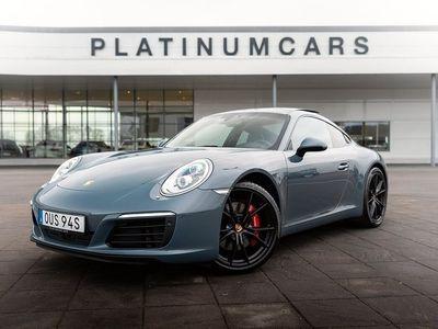 begagnad Porsche 911 Carrera S 420hk / Sportavgas FACELIFT