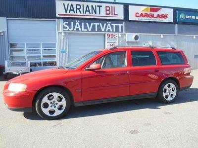 begagnad Volvo V70 2.4 Automat 170hk