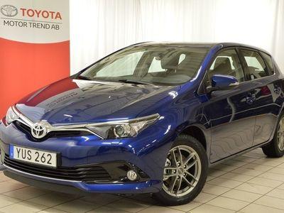 brugt Toyota Auris 1.2T, 5dr, Active, Vinterdäck, DEMO