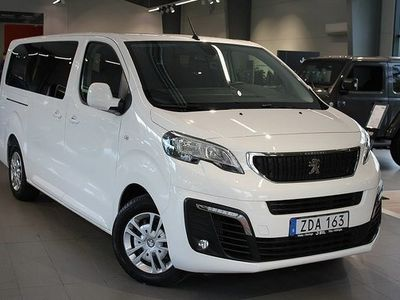 begagnad Peugeot Traveller Business 1,6 BlueHDi 115hk 9-Sits