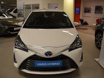 begagnad Toyota Yaris 1,5 Hybrid Y20 Automat 5-D 1mil