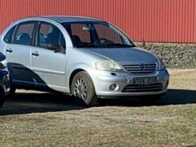 begagnad Citroën C3 1,6I SX KOMF