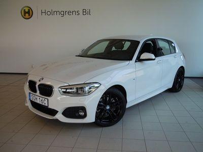 begagnad BMW 118 i 5d M Sport, Automat, Drag, HiFi, Skinn