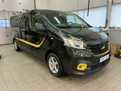 begagnad Renault Trafic Skåpbil Skåp L2H1 145 TT Formula 2017, Transportbil Pris 189 500 kr