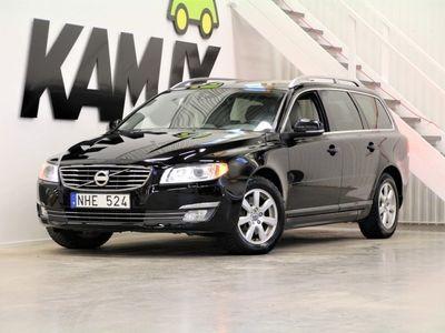 begagnad Volvo V70 D5 215hk S/S Summum Drag, Värmare