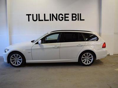 begagnad BMW 320 d xDrive Aut 184hk Nyservad -12