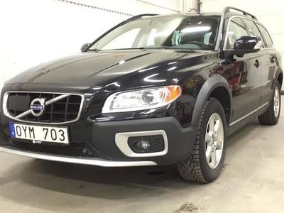 begagnad Volvo XC70 II D5 AWD 2012, Kombi 139 000 kr