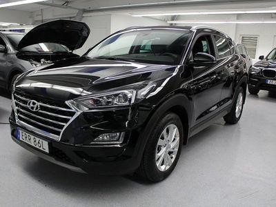 begagnad Hyundai Tucson 1.6 T-GDI DCT Euro 6 177hk / TREND