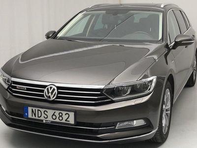 begagnad VW Passat VW 2.0 TDI Sportscombi 4MOTION 2016, Personbil 185 000 kr