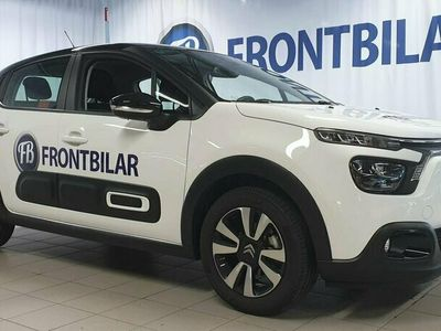 begagnad Citroën C3 1.2 PureTech Euro 6 83hk