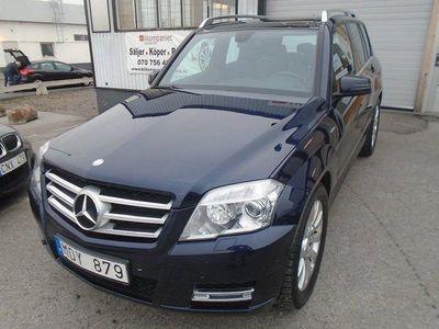 begagnad Mercedes GLK220 4MATIC BlueEFFICIENCY A