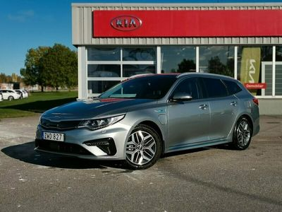 begagnad Kia Optima Hybrid Sport Wagon Plug-in SW plus 2 / 762 mil