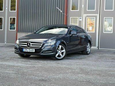 begagnad Mercedes CLS350 218CDI