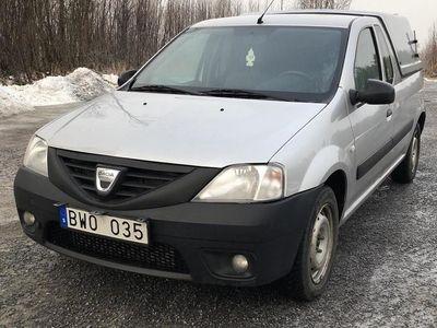 begagnad Dacia Logan 1.5 dCi Eco2 Pickup