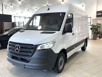 begagnad Mercedes Sprinter 316 CDI 10,5