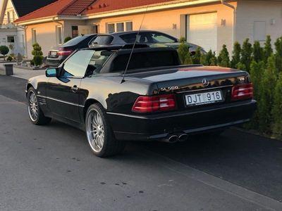 begagnad Mercedes SL500 V8 326hk Höstpris