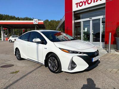 begagnad Toyota Prius PLUG-IN EXECUTIVE JBL VINTERHJUL