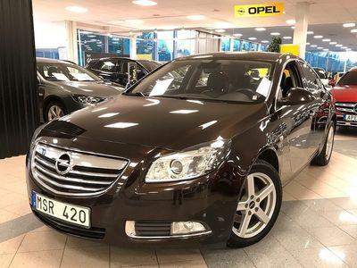 begagnad Opel Insignia 2.0 CDTI 4x4 195hk