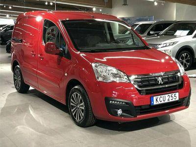 begagnad Peugeot Partner Skåpbil Pro+ 1,6 BlueHDi 100hk Aut L1