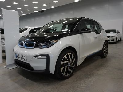 begagnad BMW i3 120Ah Charged Navi 19''