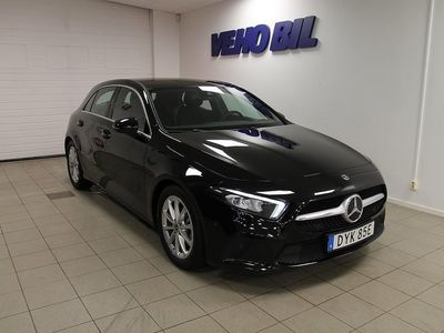 begagnad Mercedes A180 Progressive Aut Navi Backkamera