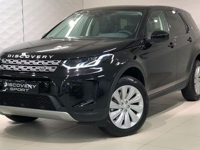 begagnad Land Rover Discovery Sport D180 AWD Signature 2020, SUV 491 800 kr