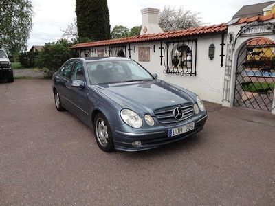 begagnad Mercedes E200 Kompressor 5G-Tronic 163h
