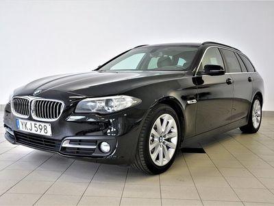 begagnad BMW 520 d xDrive Sport Drag Euro 6 190hk