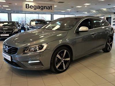 "begagnad Volvo V60 D3 Classic R-Design, Teknikpaket, Klimatpaket VOC, Intellisafe Assist Paket, Lastpaket Akustik, 18"", Navi"