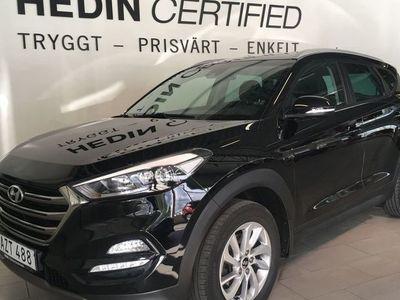 used Hyundai Tucson TUCSON 1,7 CRDI COMFORT M6