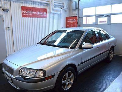 used Volvo S80 2.4 / (140hk) / 15900 Mil