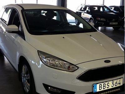 begagnad Ford Focus Kombi 1.5 TDCi ECOnetic Trend Euro 6 105hk