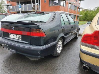 begagnad Saab 9000 2,3t A50 besiktigad och skattad