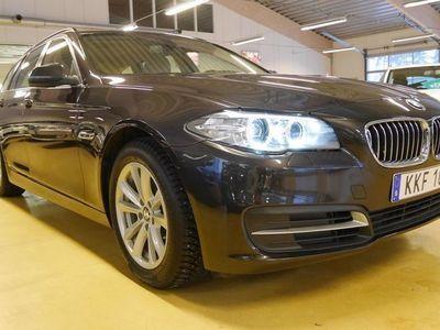 begagnad BMW 520 d Touring DA 190 Automat Comfort Edition Drag